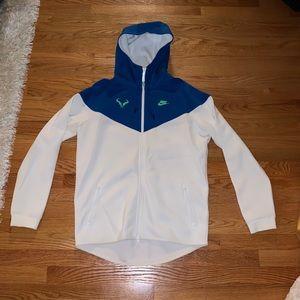 Nike Rafael Nadal Dri-Fit ZIP Up Sweatshirt-Large